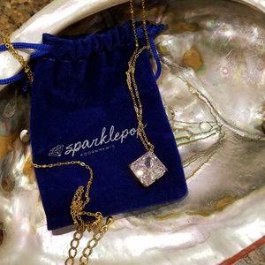 Sparklepop Sydney pendant necklace